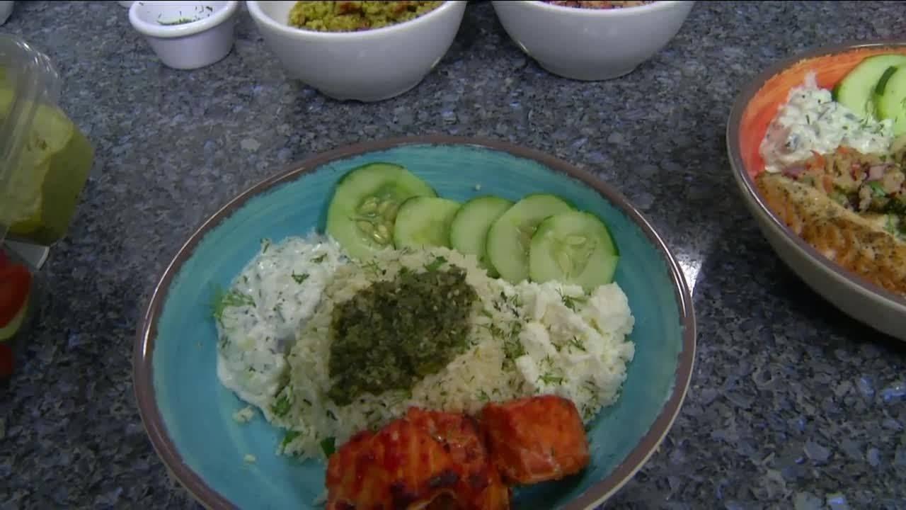 Daytime Kitchen Stick To Your Diet At Zoes Kitchen