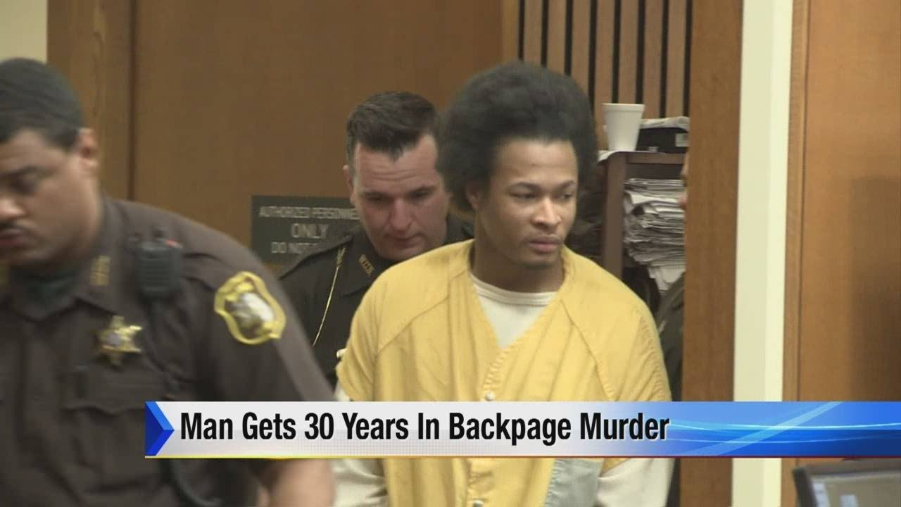 Backpage Com Detroit >> Man Who Admitted To Killing Detroit Woman He Met On Backpage