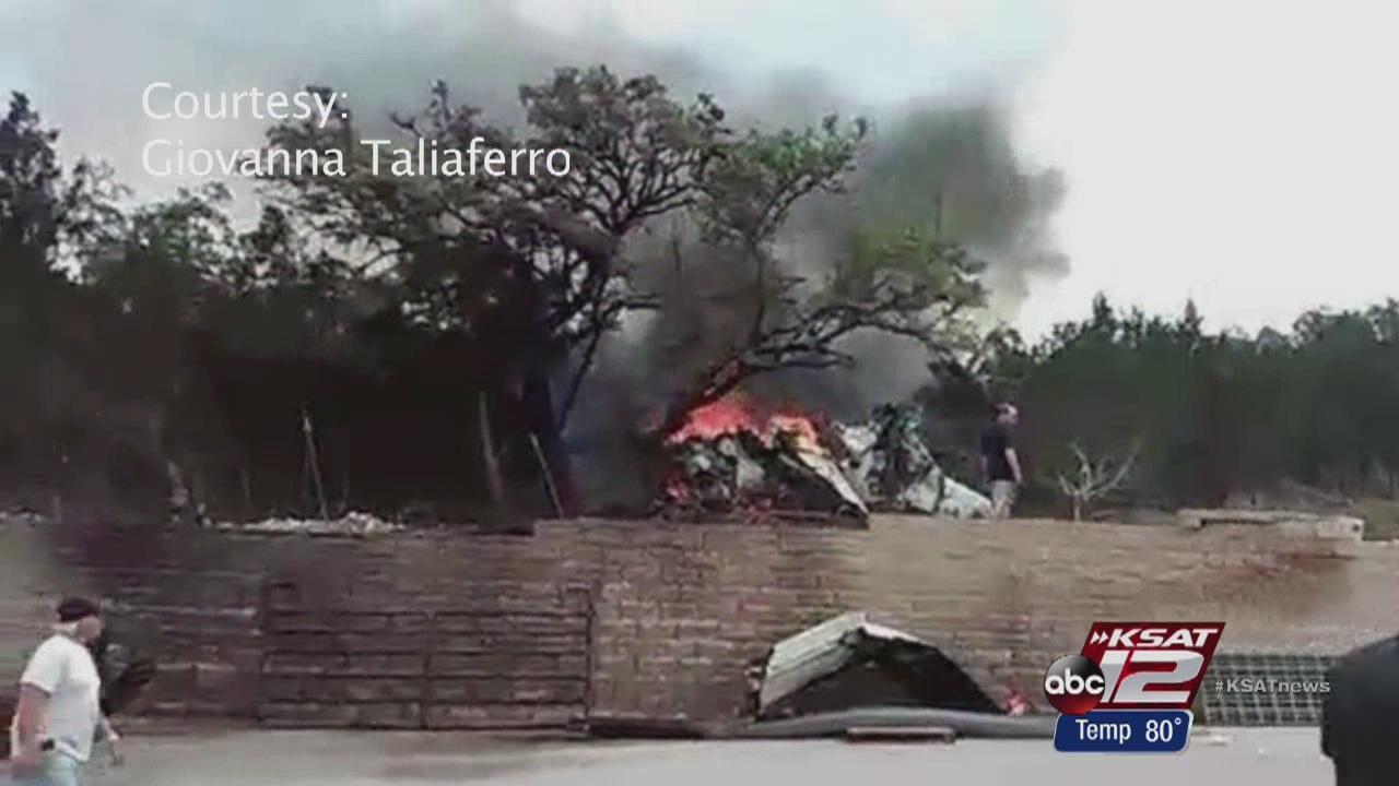 Four dead in Comal County plane crash