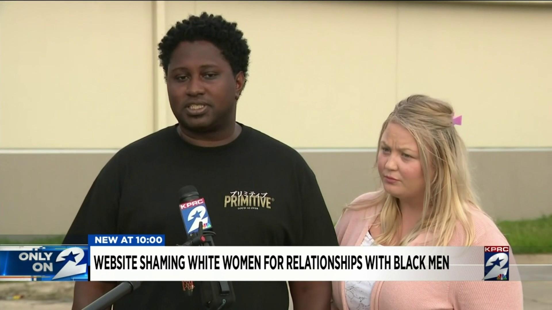 White woman dating black man dating baton rouge