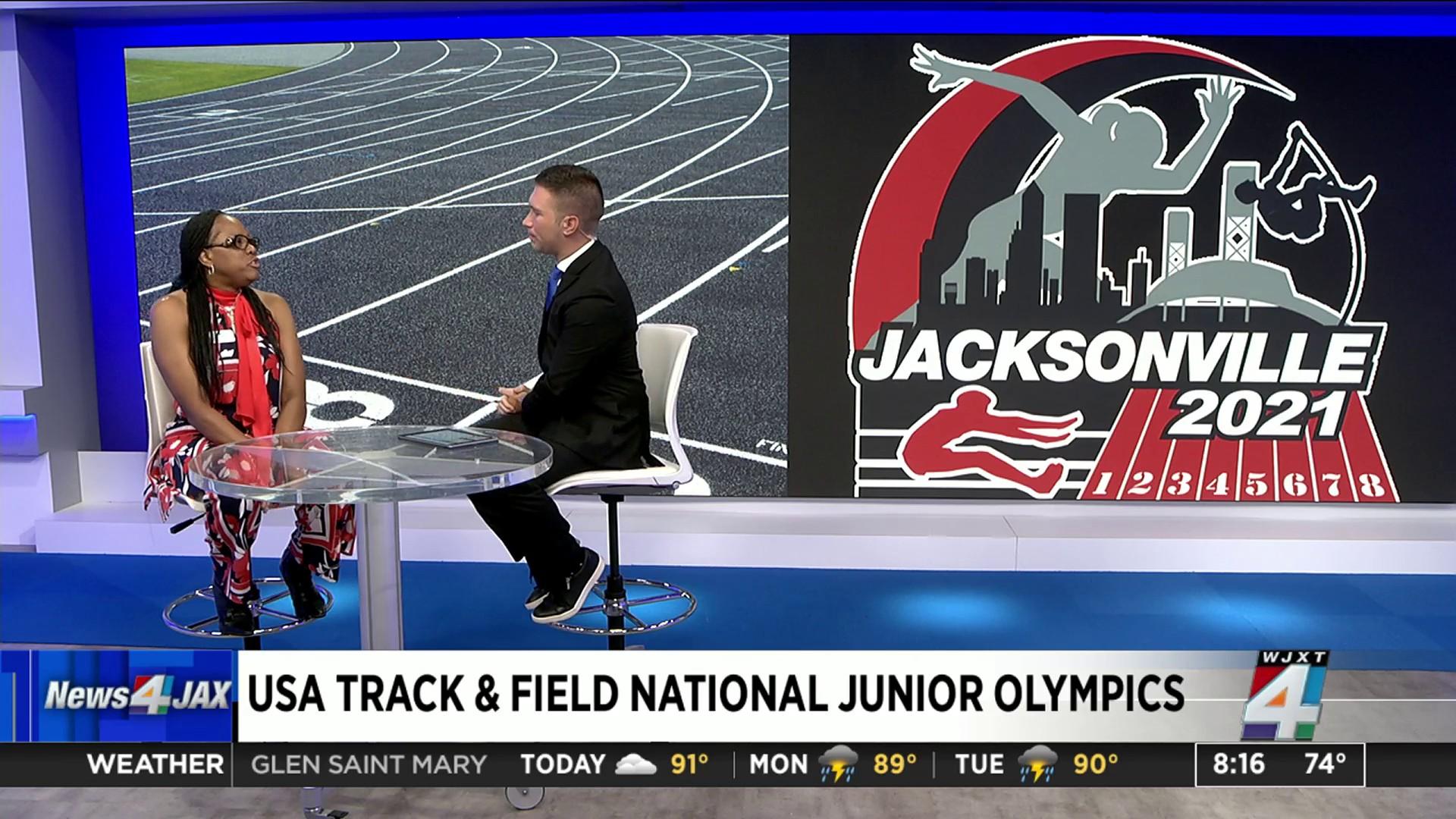 USA Track & Field Junior Olympics
