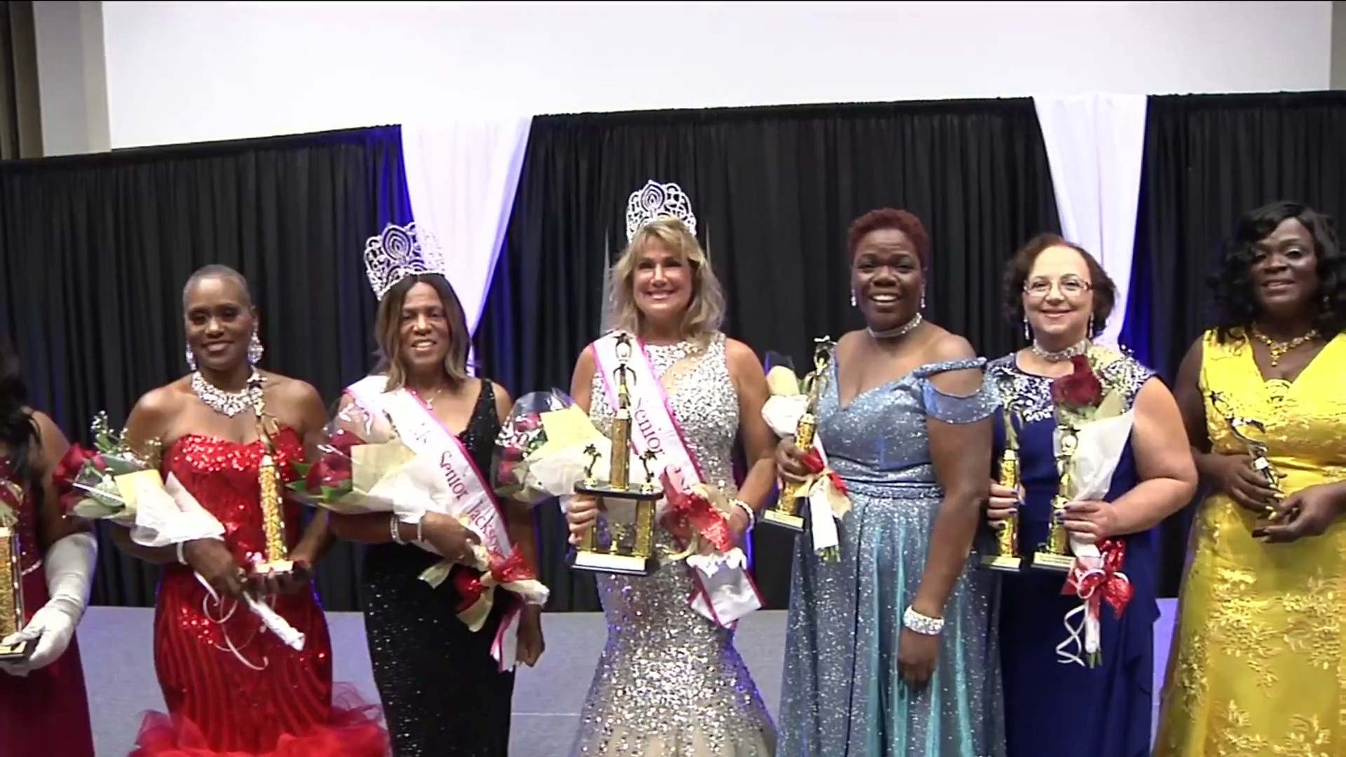 Miss Senior Jacksonville Was Crowned At The University Of North Florida