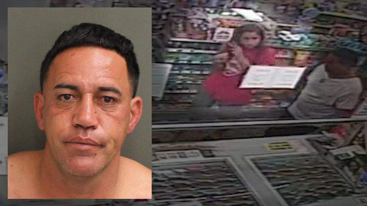 Man Linked To An Amber Alert Arrested By Investigators In Orange County
