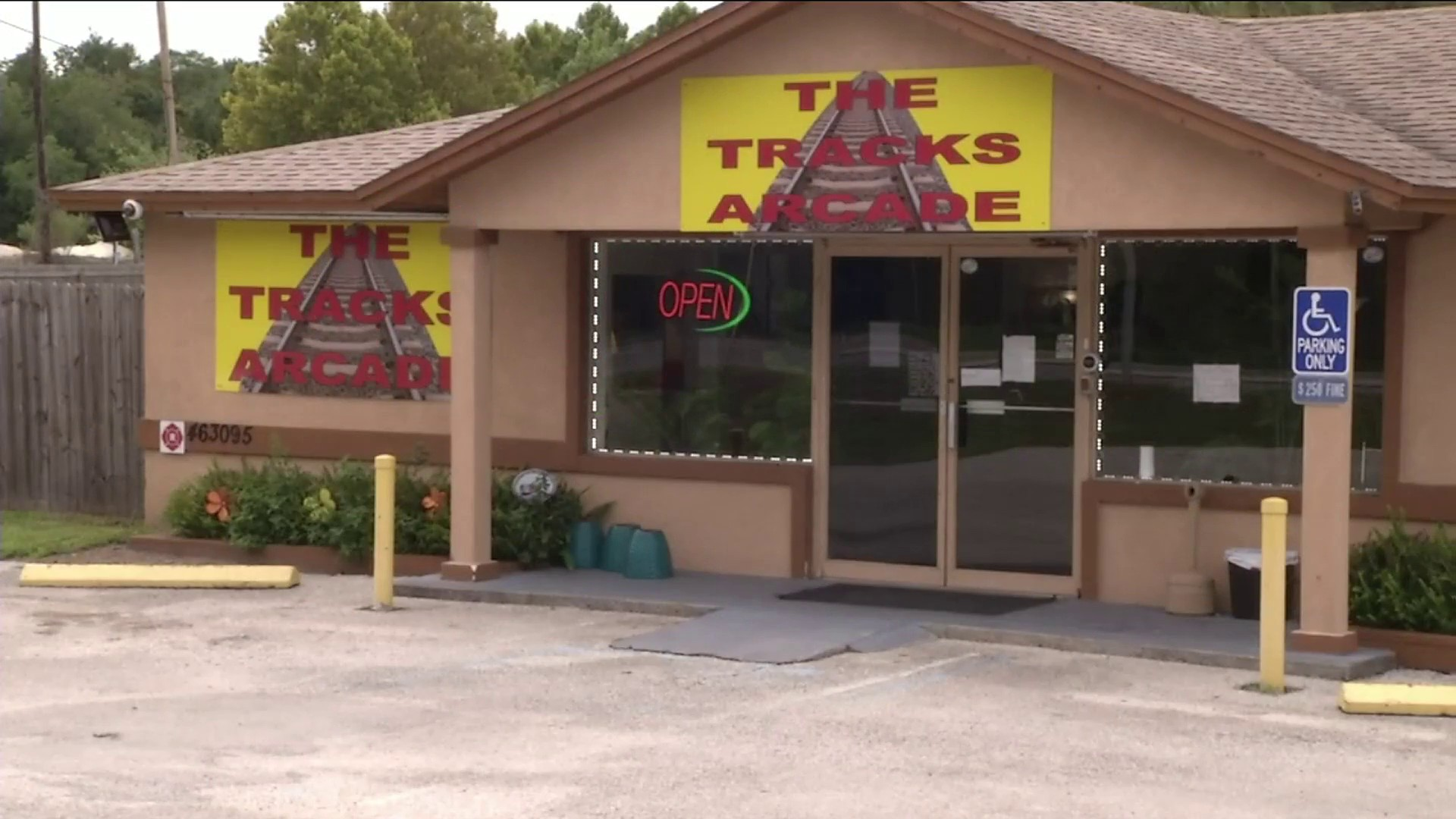 Image result for Tracks Arcade in Yulee