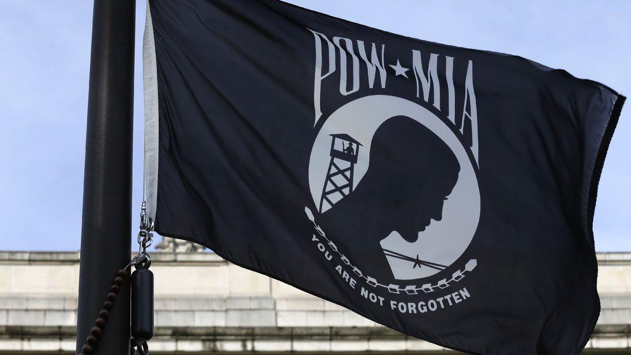 Jacksonville honors POW/MIA with recognition day ceremony