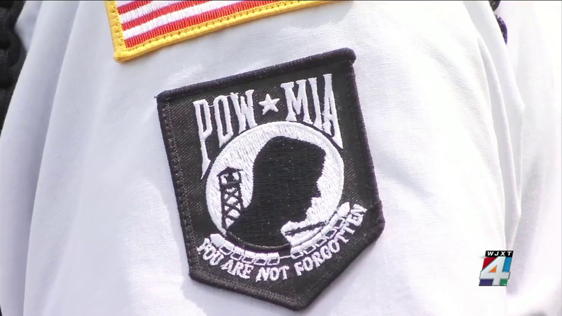 Loved ones honor POW-MIAs in emotional ceremony at Cecil Field