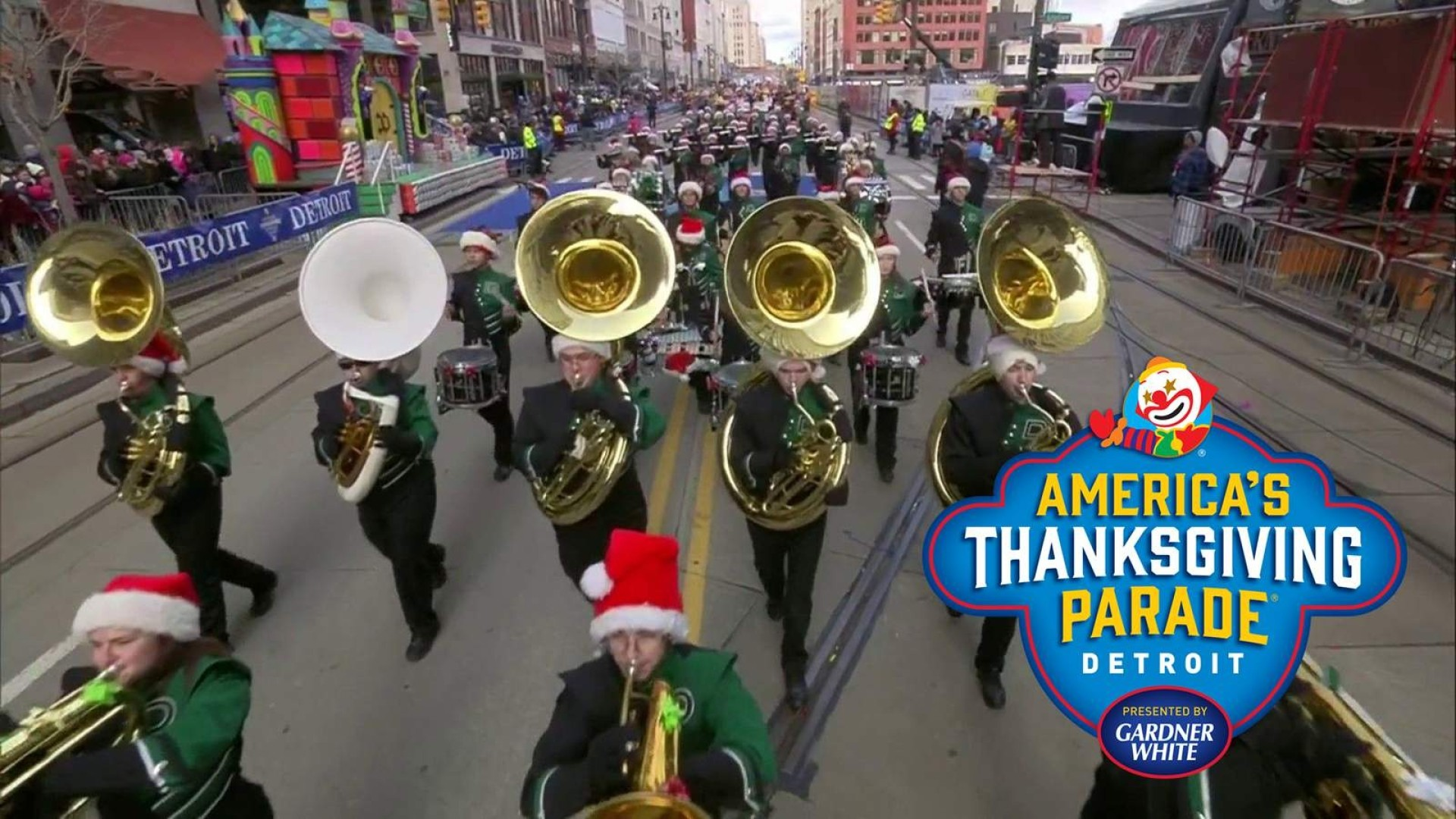 Christmas Parade 2020 Detroit 2020 America's Thanksgiving Parade will be live televised only