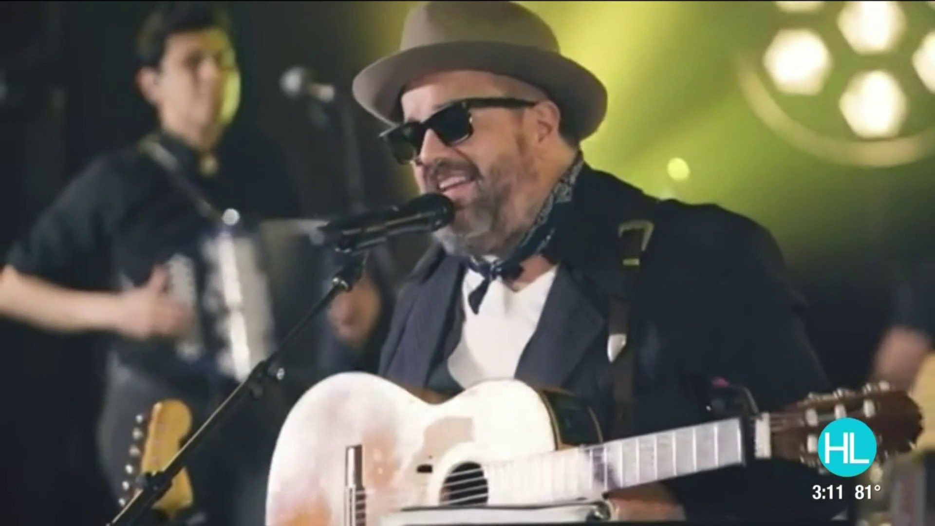 Latin Roots Halloween Party 2020 The Mavericks' Raul Malo embraces his Latin roots on the band's
