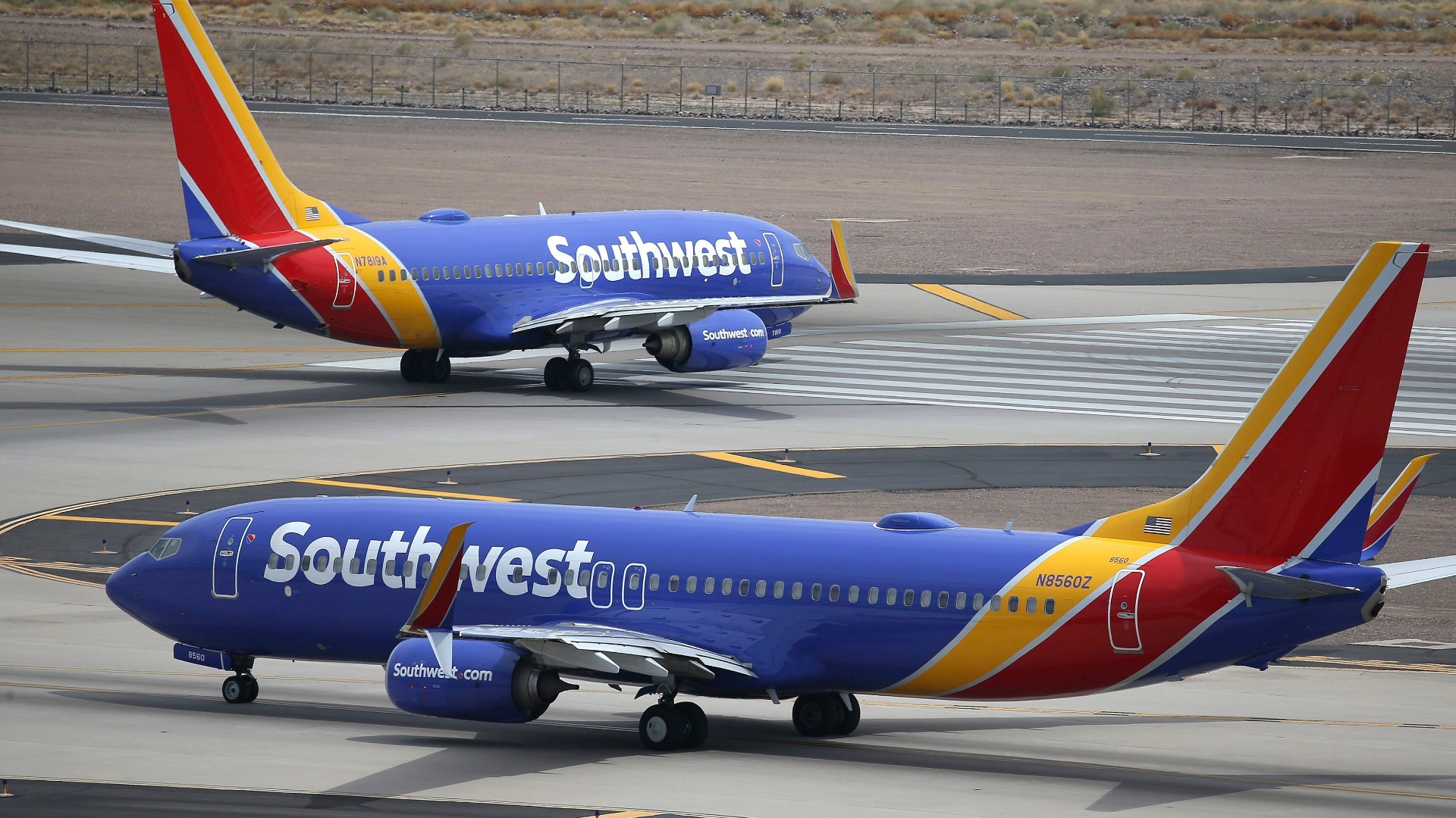 Southwest Airlines cancels more than 1,000 Sunday flights