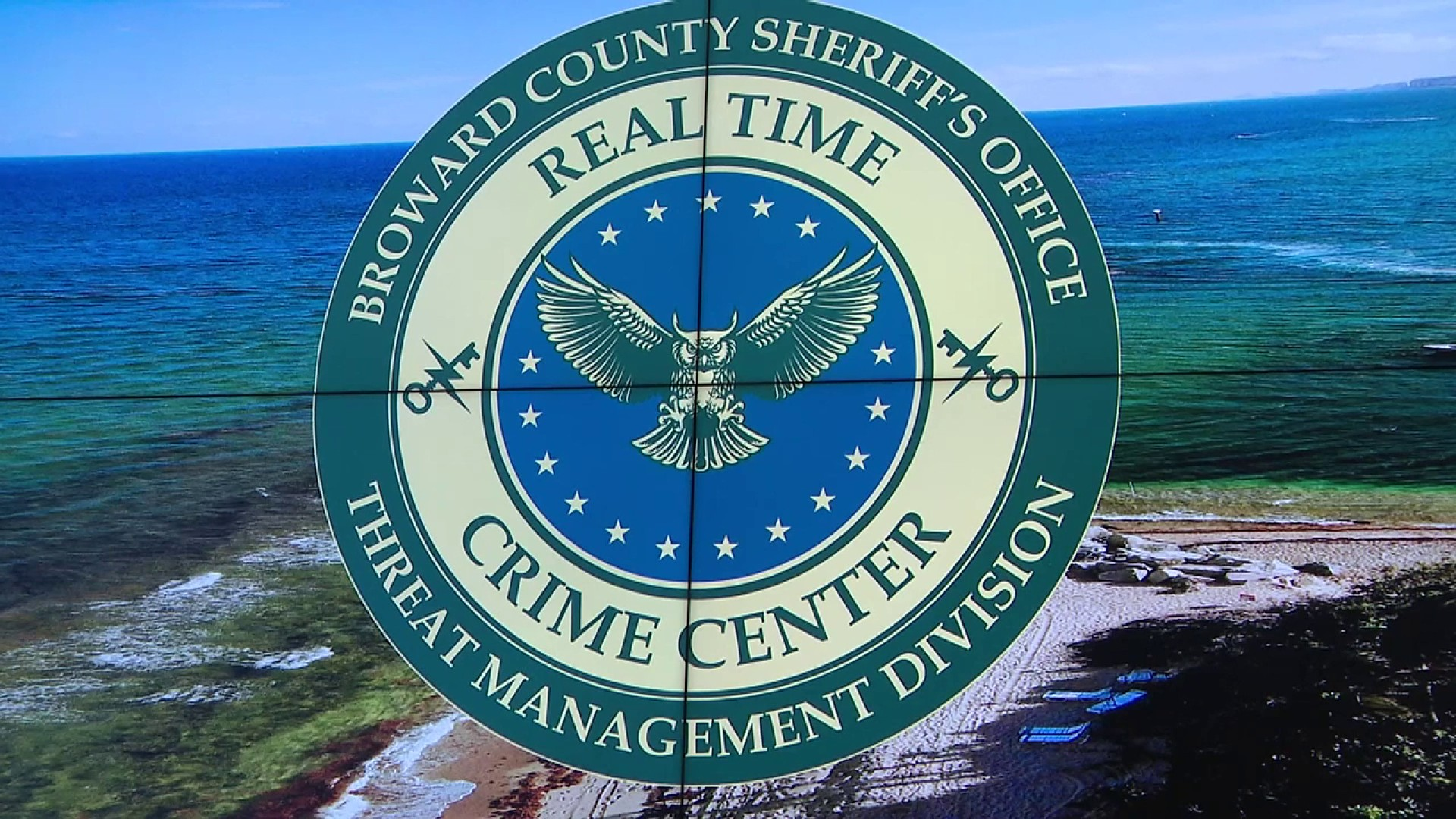 Broward Sheriff's Office handles school threats in Real Time Crime Center