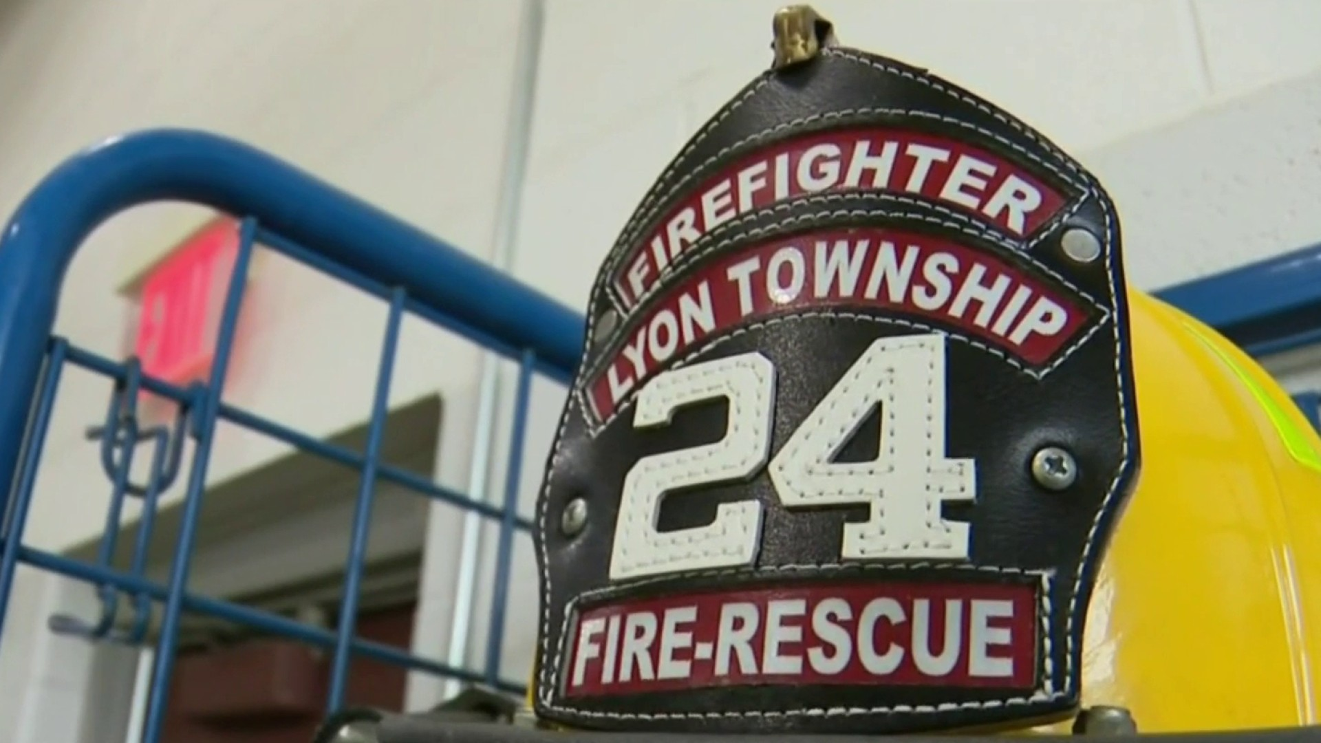 Lyon Township hires first four full-time firefighters, two full-time captains